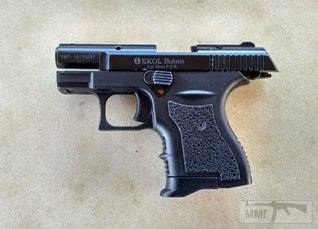 29595 - Продам сигнально-шумовой пистолет Ekol Botan.