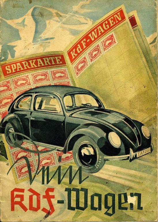 2989 - Реклама в Третьем рейхе