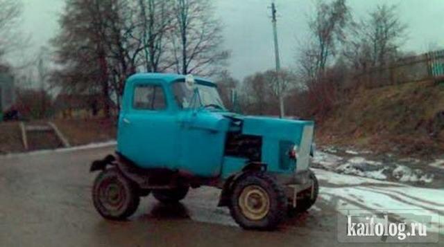 29890 - Колхозный тюнинг - суровый и беспощадный!
