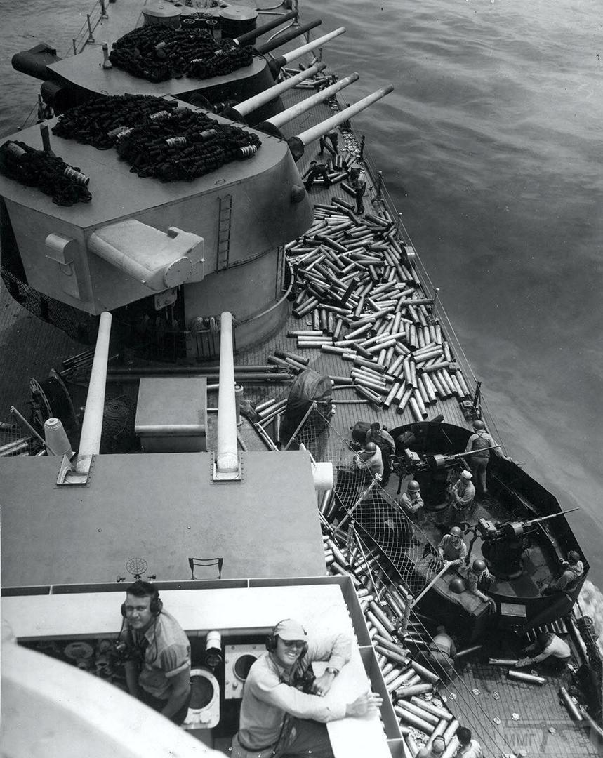 29902 - Военное фото 1941-1945 г.г. Тихий океан.
