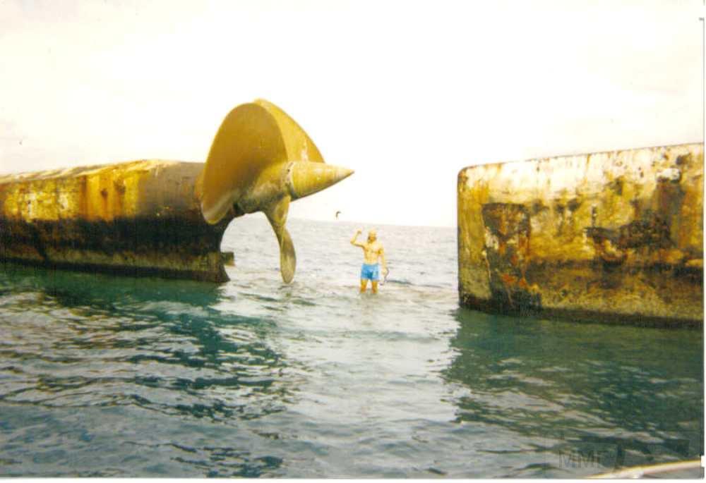 2991 - Испытания на атолле Бикини