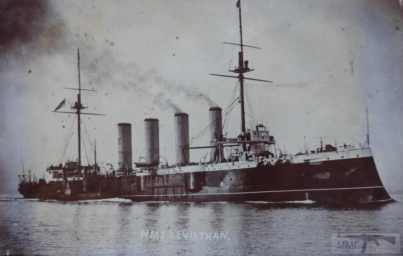 30093 - Броненосцы, дредноуты, линкоры и крейсера Британии