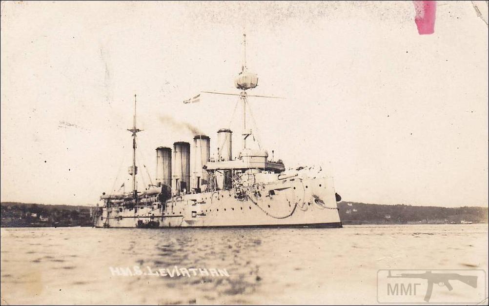 30094 - Броненосцы, дредноуты, линкоры и крейсера Британии