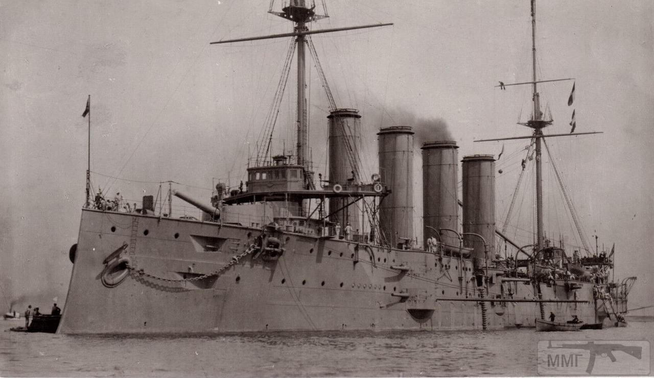 30095 - Броненосцы, дредноуты, линкоры и крейсера Британии