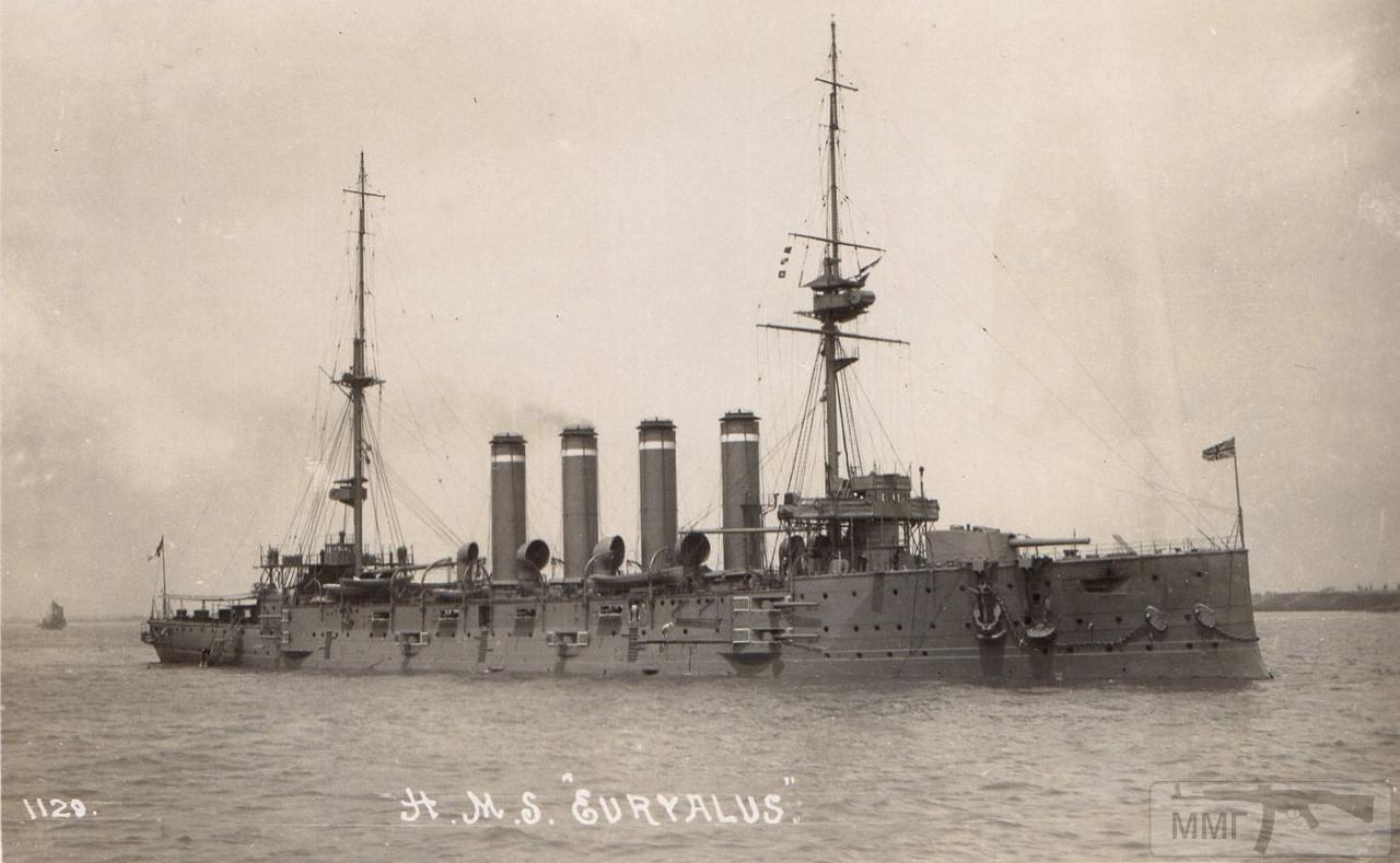 30144 - Броненосцы, дредноуты, линкоры и крейсера Британии