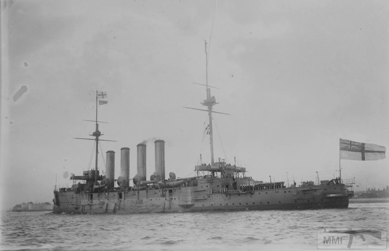 30145 - Броненосцы, дредноуты, линкоры и крейсера Британии