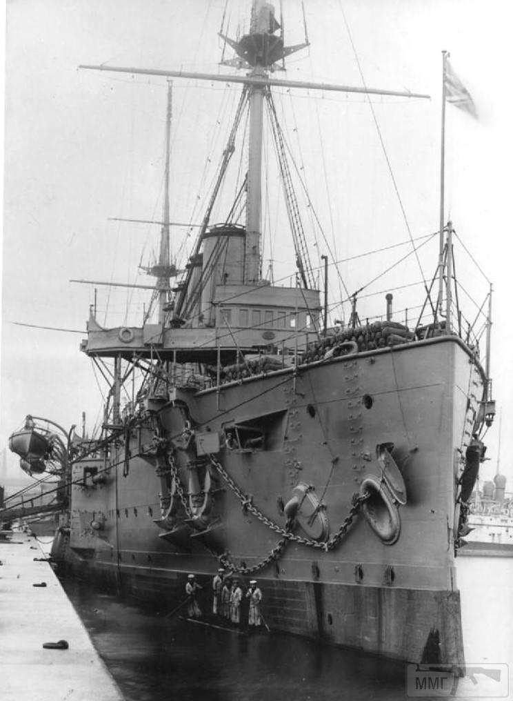 30147 - Броненосцы, дредноуты, линкоры и крейсера Британии