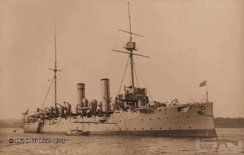 30150 - Броненосцы, дредноуты, линкоры и крейсера Британии