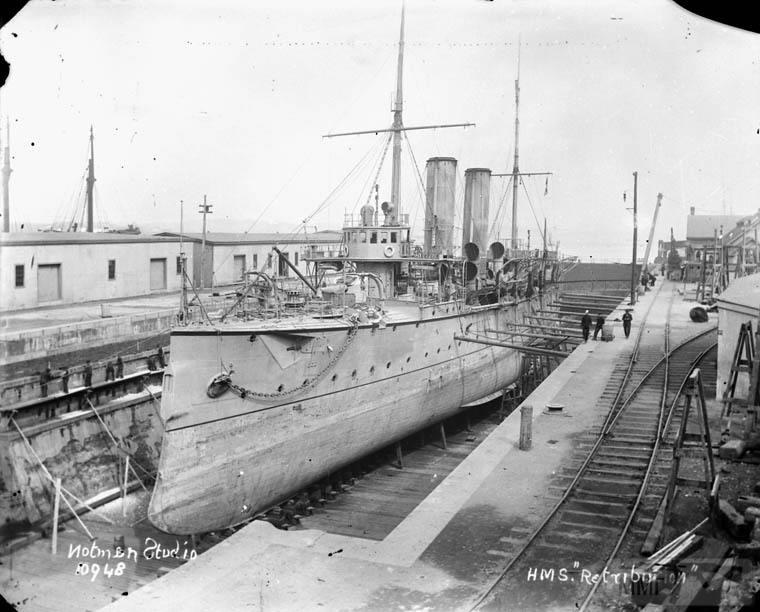 30157 - Броненосцы, дредноуты, линкоры и крейсера Британии