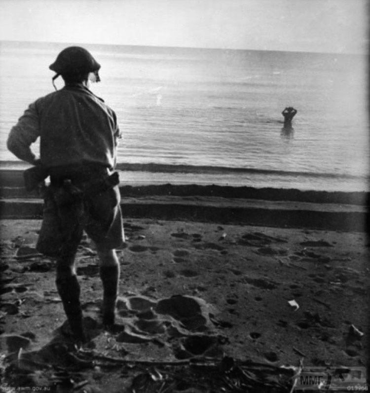 30199 - Военное фото 1941-1945 г.г. Тихий океан.