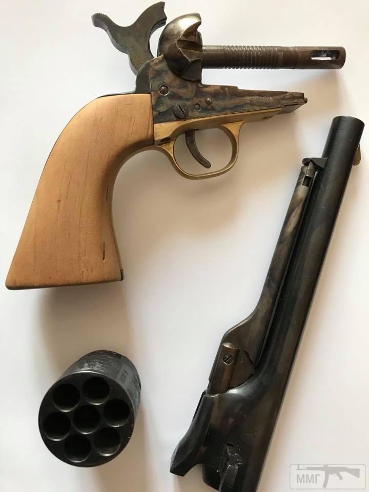 30451 - Шпилечный револьвер — сабля.
