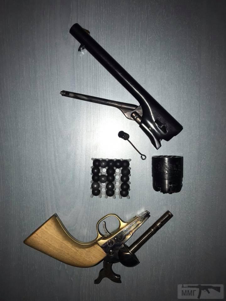 30452 - Шпилечный револьвер — сабля.
