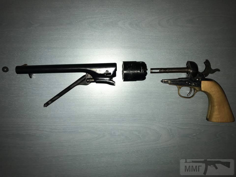 30453 - Шпилечный револьвер — сабля.
