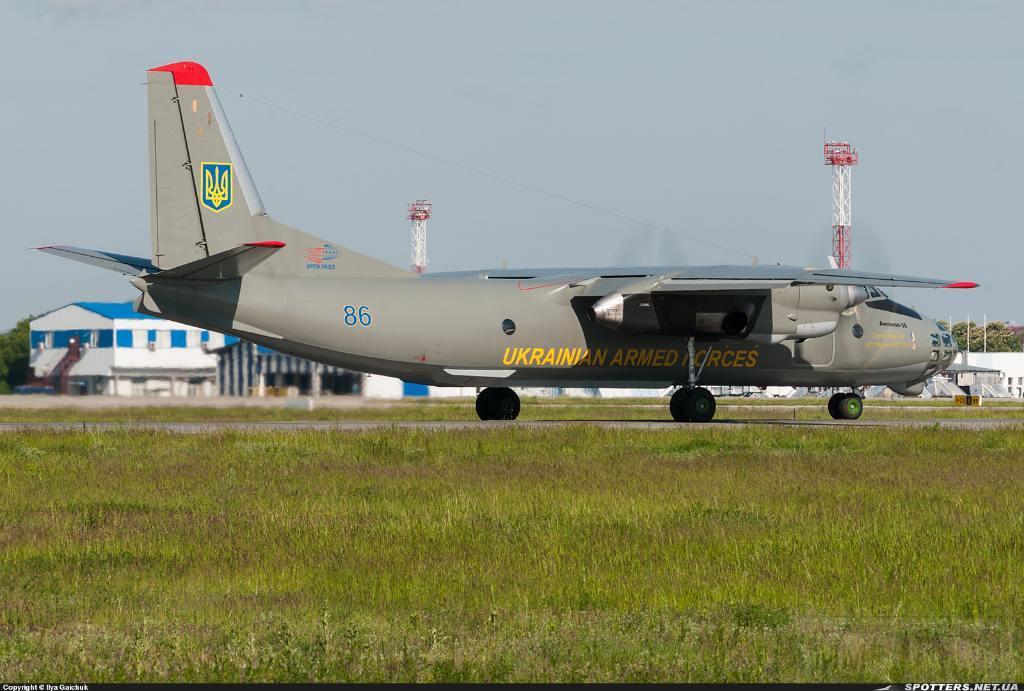 3047 - Воздушные Силы Вооруженных Сил Украины
