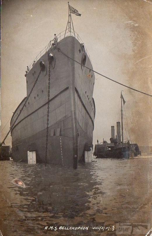 30516 - HMS Bellerophon