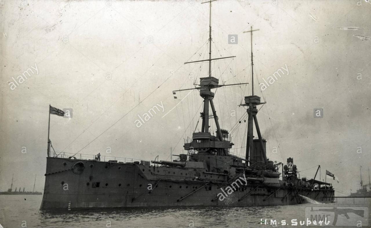 30519 - HMS Superb