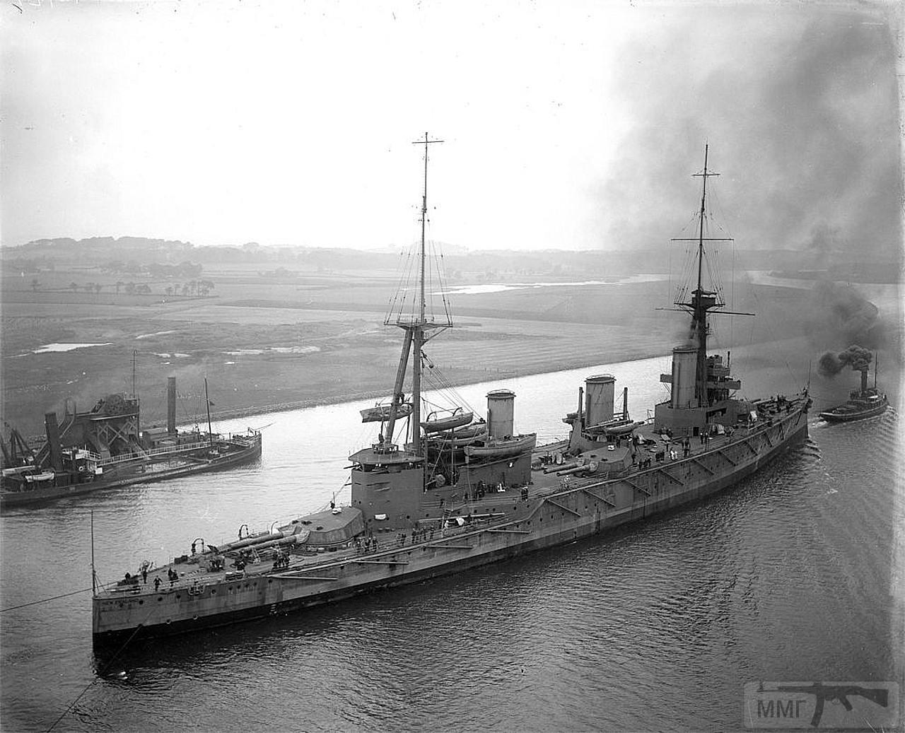 30532 - Броненосцы, дредноуты, линкоры и крейсера Британии