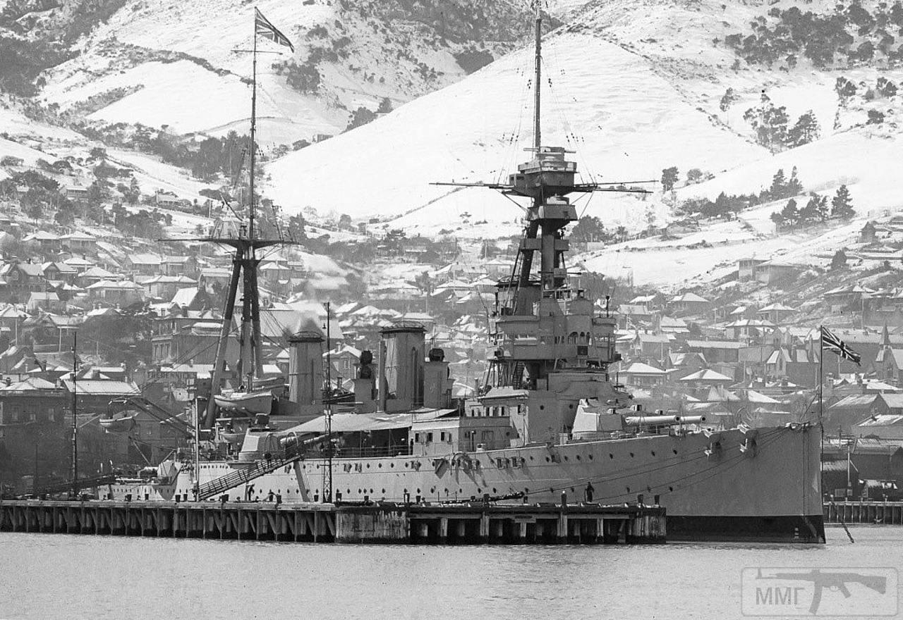 30534 - Броненосцы, дредноуты, линкоры и крейсера Британии
