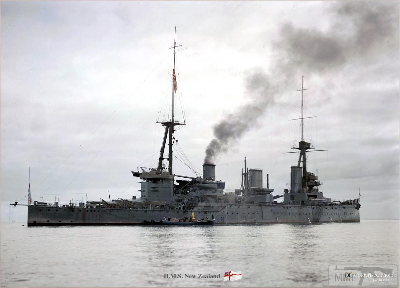 30536 - Броненосцы, дредноуты, линкоры и крейсера Британии