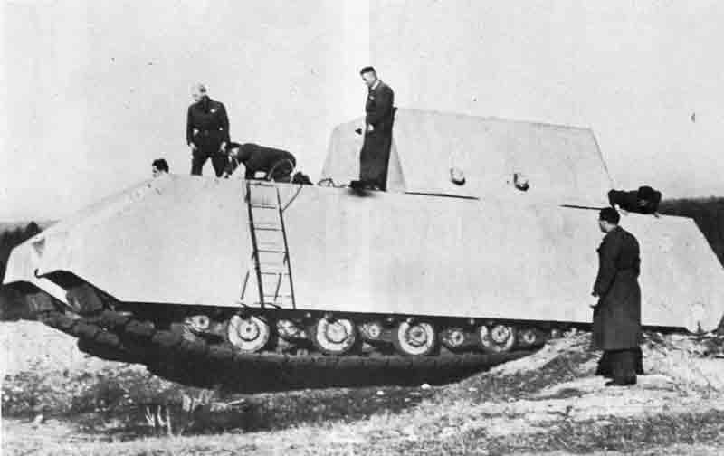 3058 - Самые необычные танки