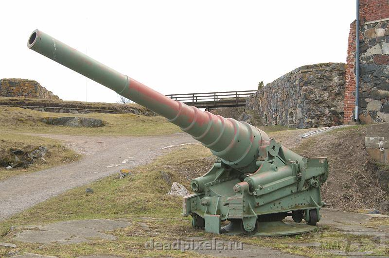 30584 - Корабельные пушки-монстры в музеях и во дворах...