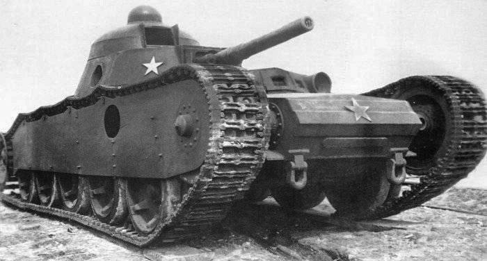3076 - Самые необычные танки