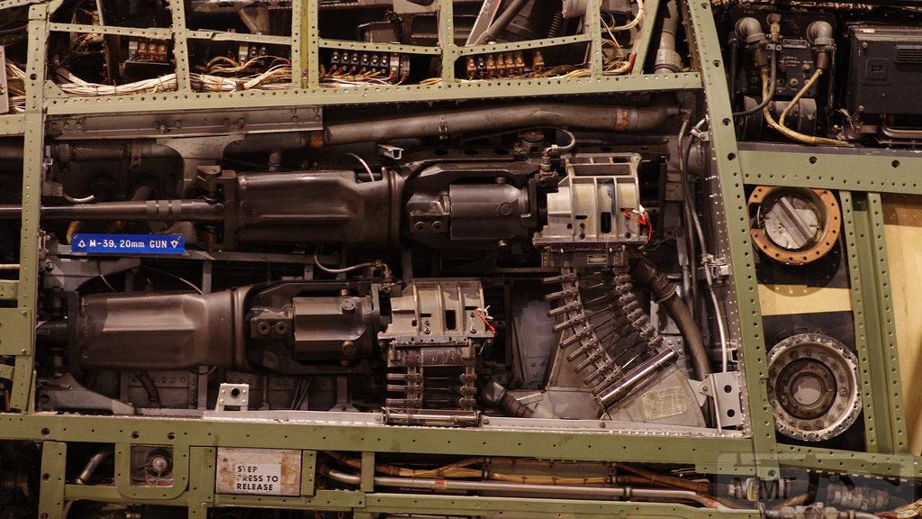 30812 - Авиационное пушечное вооружение