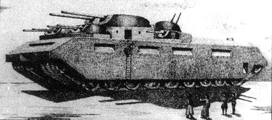 3082 - Самые необычные танки