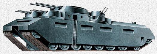3083 - Самые необычные танки