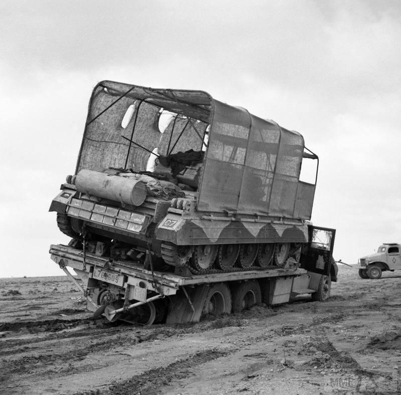 30879 - Военное фото 1939-1945 г.г. Западный фронт и Африка.