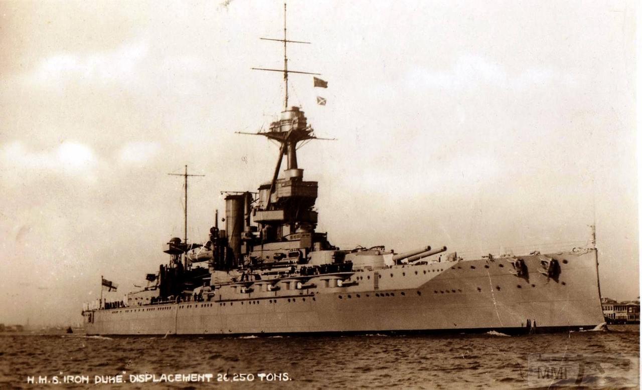 30889 - HMS Iron Duke