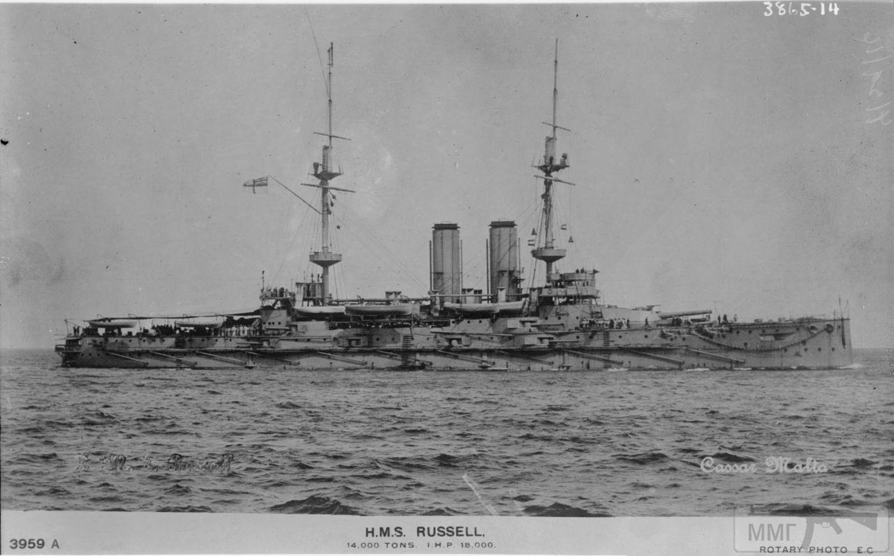 30892 - HMS Russell