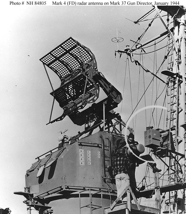 3113 - Радиолокационные системы Второй мировой