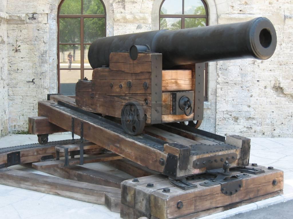 313 - Немецкая артиллерия Севастополь 2011