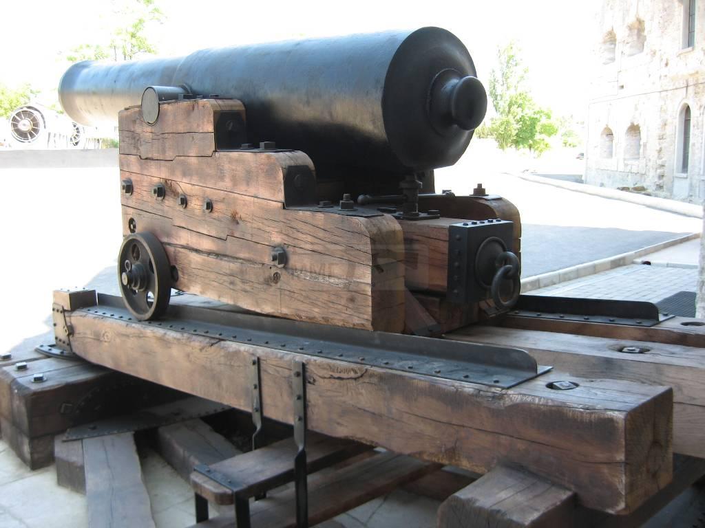 314 - Немецкая артиллерия Севастополь 2011