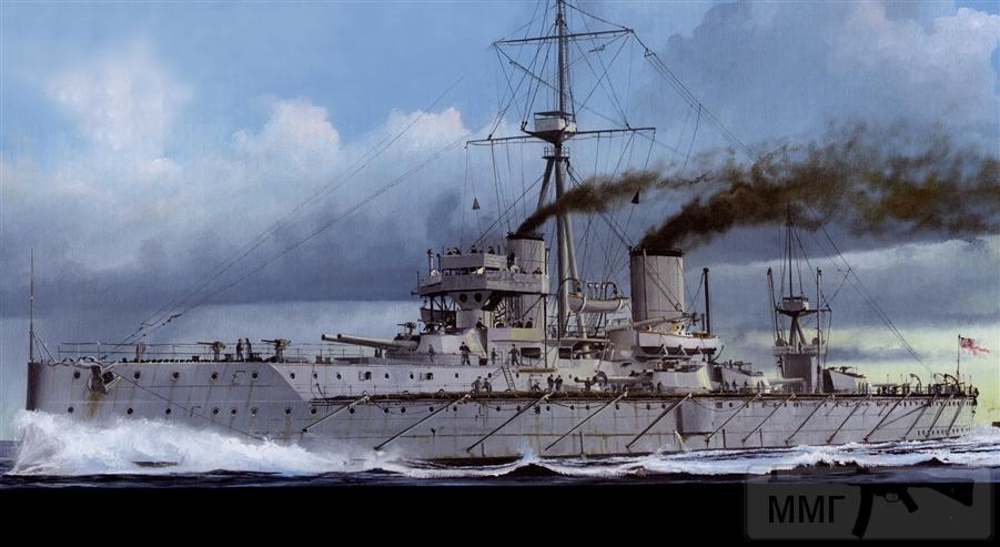 31617 - Броненосцы, дредноуты, линкоры и крейсера Британии