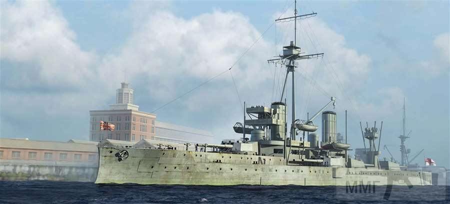 31618 - Броненосцы, дредноуты, линкоры и крейсера Британии