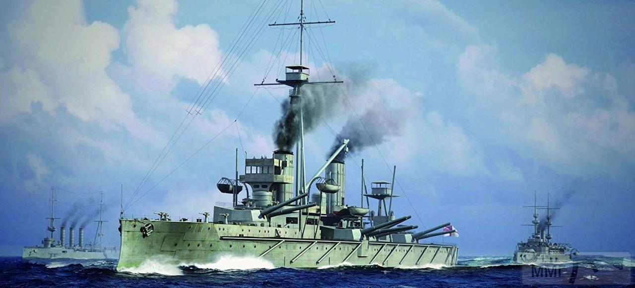 31619 - Броненосцы, дредноуты, линкоры и крейсера Британии