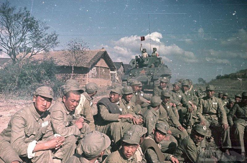 31823 - Война в Корее (25.06.1950 - 27.07.1953)