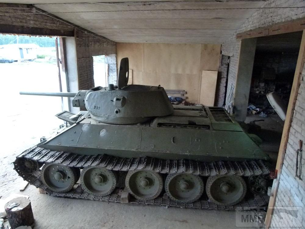 31895 - Деревянный танк