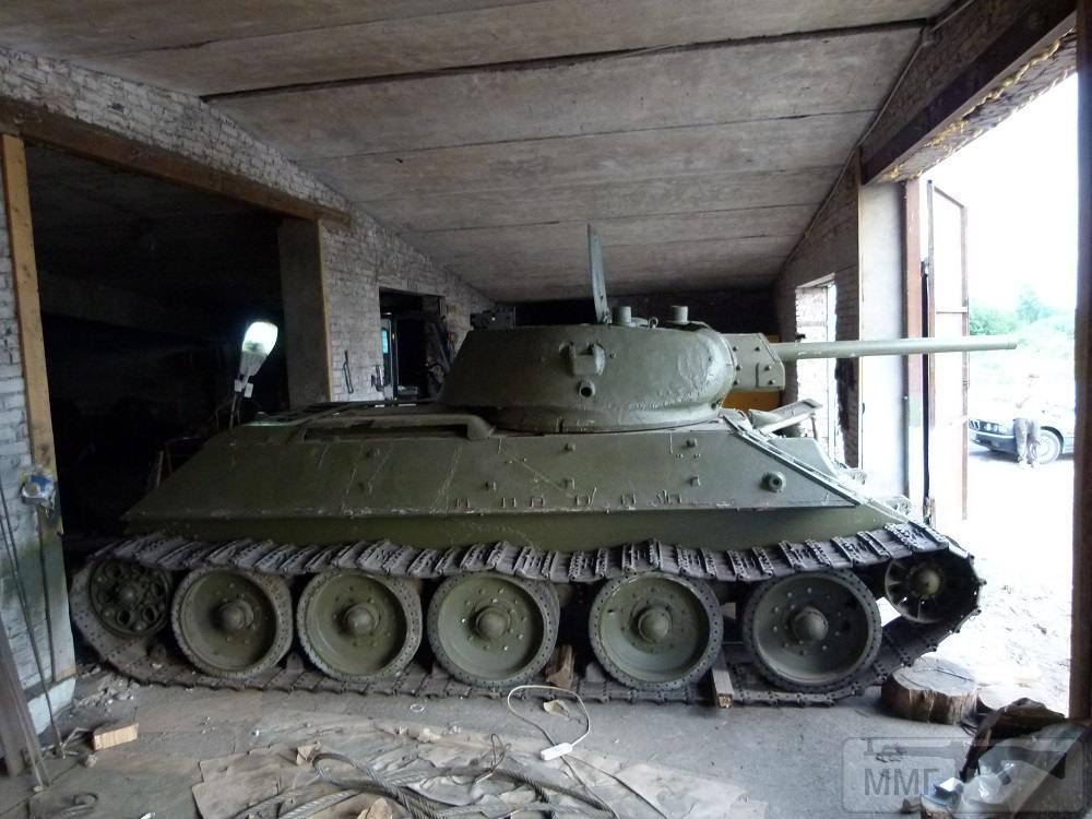 31896 - Деревянный танк