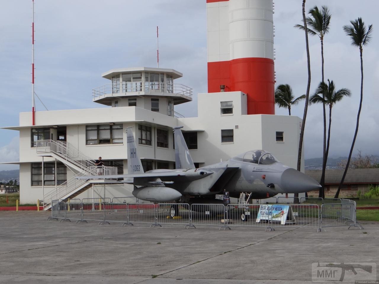 31987 - Тихоокеанский музей авиации «Пёрл-Харбор», Гонолулу