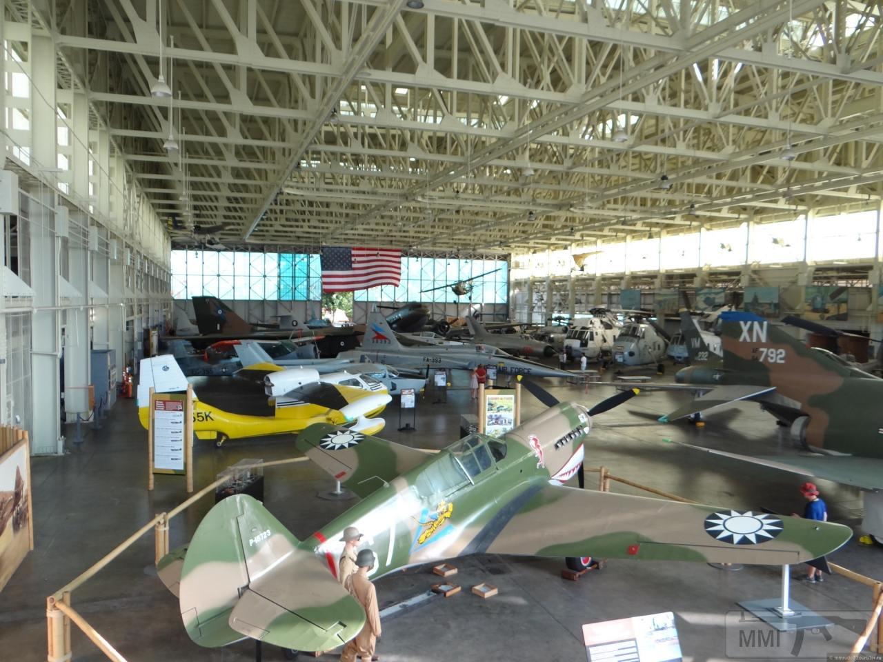 31992 - Тихоокеанский музей авиации «Пёрл-Харбор», Гонолулу