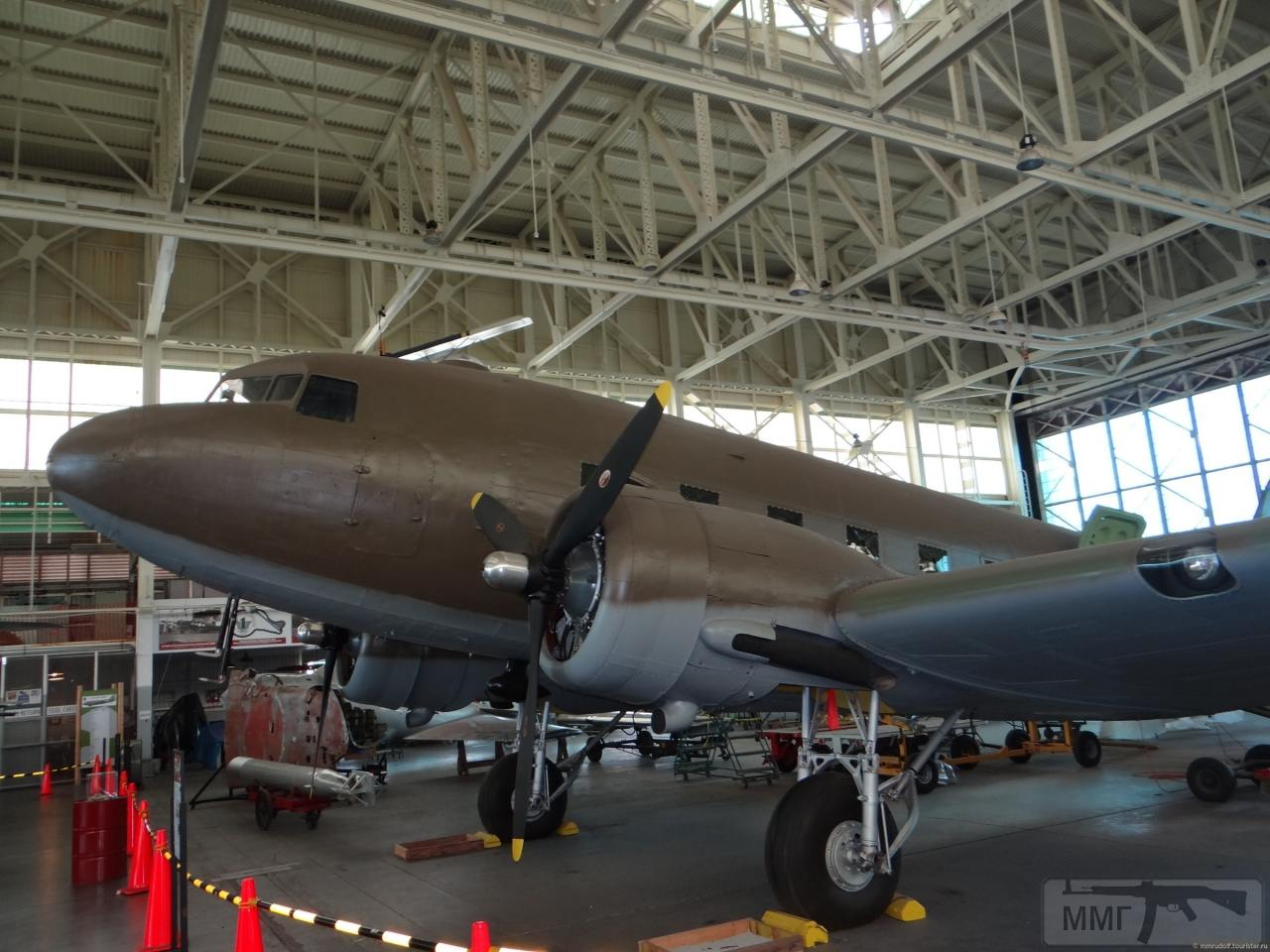 31993 - Тихоокеанский музей авиации «Пёрл-Харбор», Гонолулу