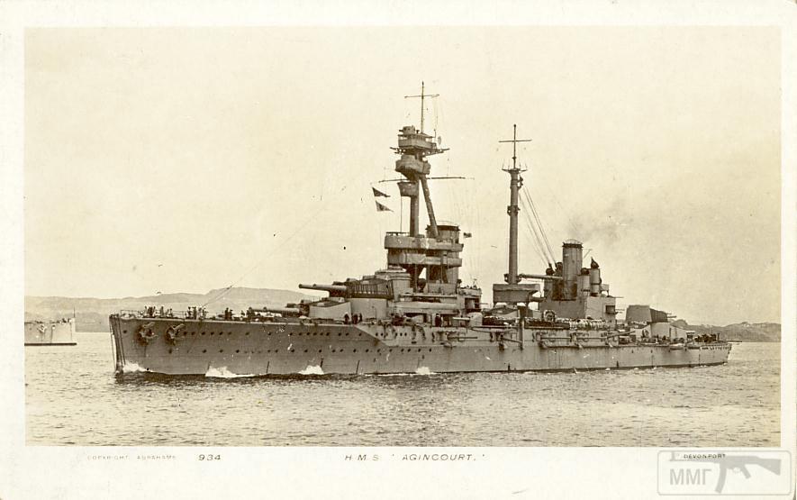 32245 - Броненосцы, дредноуты, линкоры и крейсера Британии