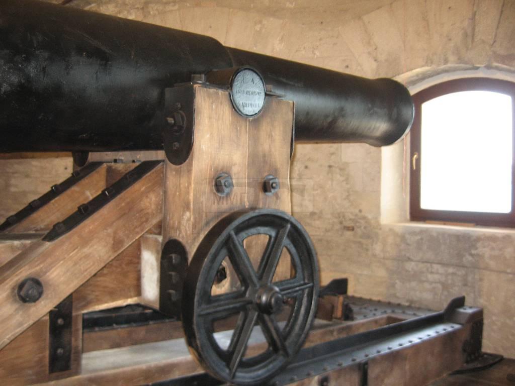 323 - Немецкая артиллерия Севастополь 2011