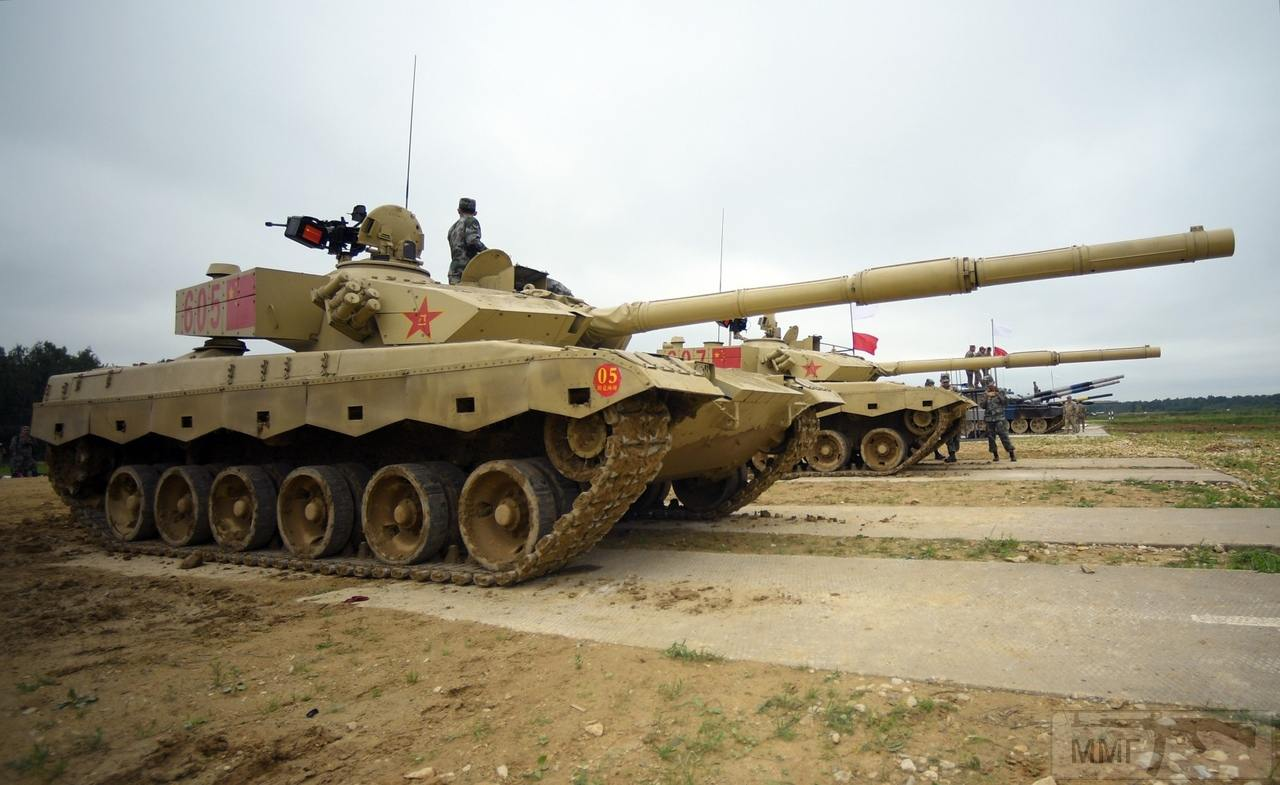 32312 - Современные танки