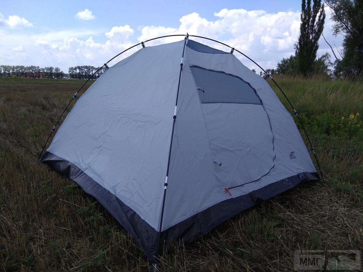 32556 - 3х местная палатка Hannah + тент (Чехия)