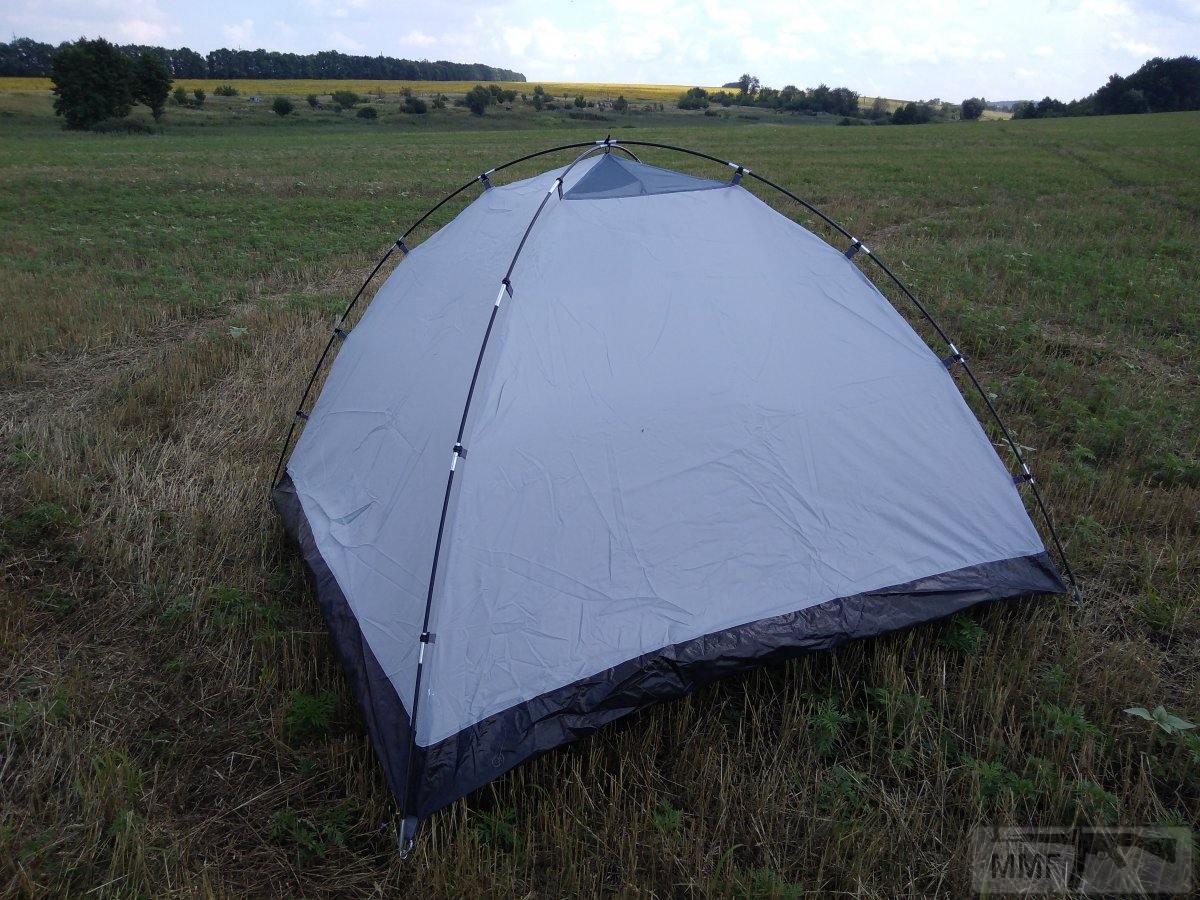 32557 - 3х местная палатка Hannah + тент (Чехия)