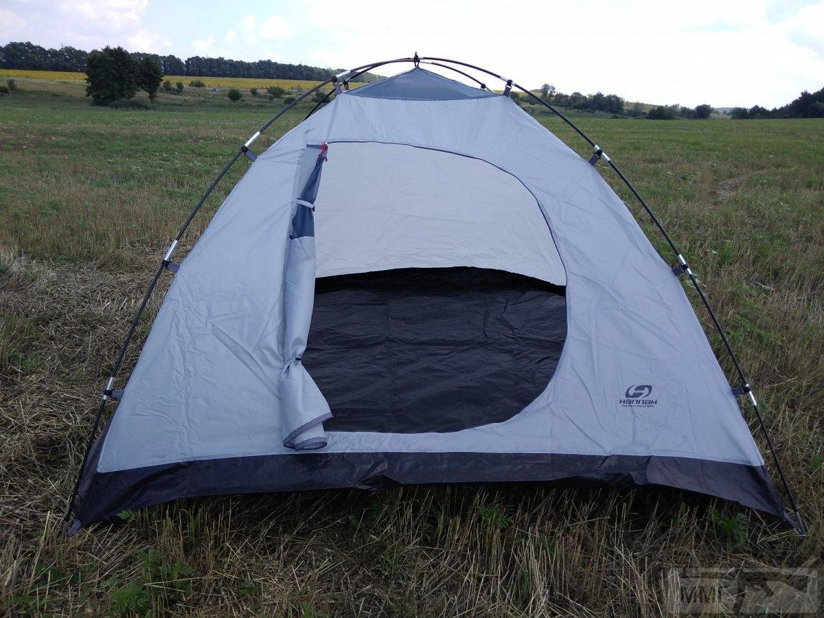 32562 - 3х местная палатка Hannah + тент (Чехия)